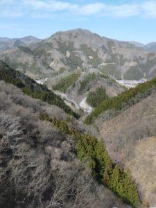 上野スカイブリッジからの眺望